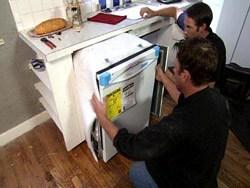 Установка посудомоечной машины в Ленинск-Кузнецком