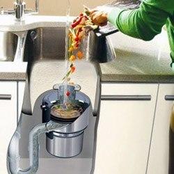 Установка измельчителя пищевых отходов в Ленинск-Кузнецком, подключение измельчителя пищевых отходов в г.Ленинск-Кузнецкий