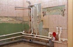 Замена старых труб в квартире, коттедже, на доче, доме, складе, помещении или офисе в городе Ленинск-Кузнецкий