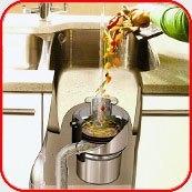 Картинка. Установка измельчителя пищевых отходов в квартире, коттедже или офисе в Ленинск-Кузнецком